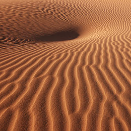Cuadros de arena