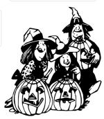 Las brujas y sus calabazas