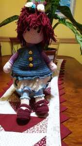 La creación de la muñeca Lulú
